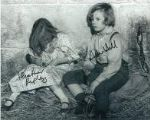 Heather Ripley & Adrian Hall (Chitty Chitty Bang Bang) - Genuine Signed Autograph 7477